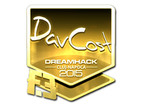 Csgo-cluj2015-sig davcost gold large