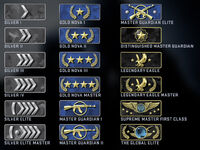 CSGO-rank images