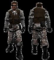 Terror body2 ds
