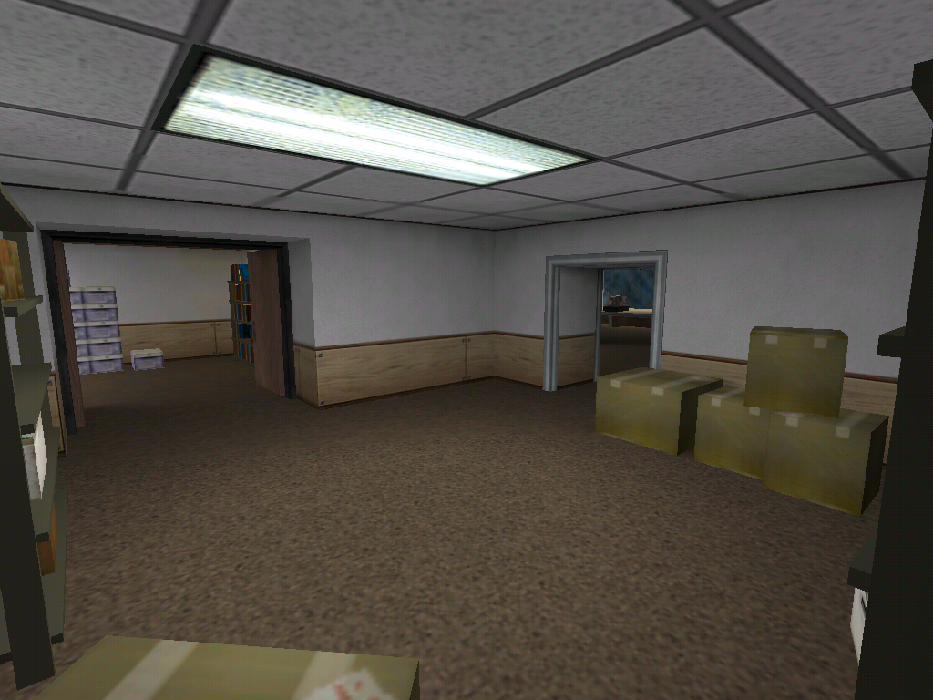 Office Storage Room