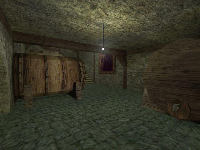 File:De chateau Wine cellar.jpg