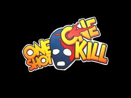File:Csgo-community-sticker-2-oneshotonekill large.png