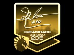 File:Csgo-cluj2015-sig hiko gold large.png