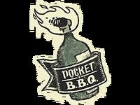 Pocket bbq large