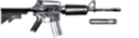 M4a1 csx show