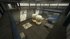 CSGO De nuke A site 22nd Aug 2013 Update