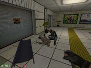 Cz fastline20003 The medic taken care of an unconcious civilian