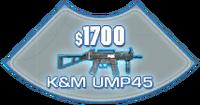 Ump45 buy on csx