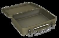 Grenade box empty