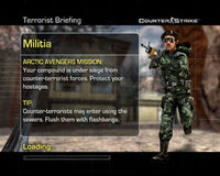 Xbox cs militia t