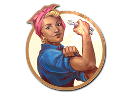 File:Csgo-stickers-pinups capsule-martha.png