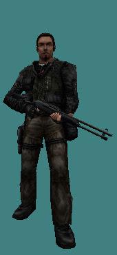 Militia standard xm1014 (1)