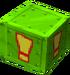 Crash Bandicoot 2 Cortex Strikes Back Green Iron! Nitro Switch Crate