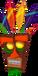 Aku Aku Crash Bandicoot The Wrath of Cortex