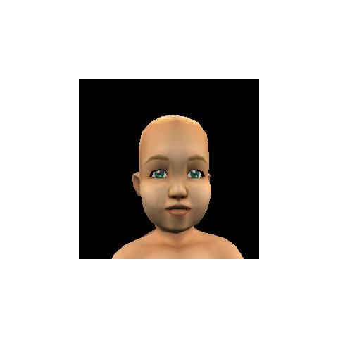 Toddler Female 1 Tan