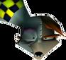 Crash 3 N. Gin Head in time Vortex