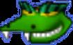 Crash Bash Komodo Joe Icon