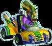 Crash Nitro Kart Nitrous Oxide In Kart