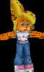 Crash Tag Team Racing Japanese Coco Bandicoot
