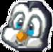 CTR Penta Penguin Icon