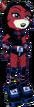 Evil Coco Bandicoot Crash Twinsanity