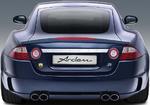 Jaguar XKR Coupe Rear View