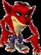 Crash Twinsanity Evil Crash