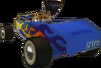 Crash Bandicoot 3 Warped Hot Rod Lab Assistant