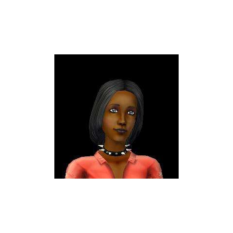 Bella Goth II's appearance on my current PC