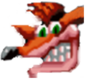 CTR Crash Bandicoot Icon