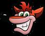 Crash Bandicoot N. Sane Trilogy Crash Bandicoot Pause Menu Icon