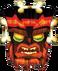 Uka Uka Crash Bandicoot The Wrath of Cortex