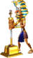 Crash Bandicoot N. Sane Trilogy Lever Pulling Lab Assistant