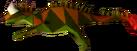 Crash Bandicoot Quadruped Lizard