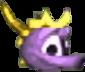 Spyro 3 Year of the Dragon Spyro Icon