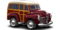 Plymouth Deluxe Woody Wagon