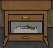 Cave knife