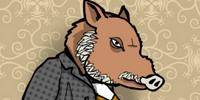 Mr. Boar
