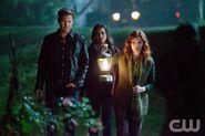 Matt Davis as Jeff, Jessica Lucas as Skye and Brigid Brannagh as Annabelle