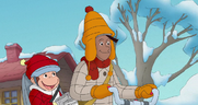 Curious George Gets Winded 009