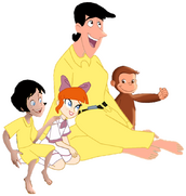 Curious George 4- Family Time!