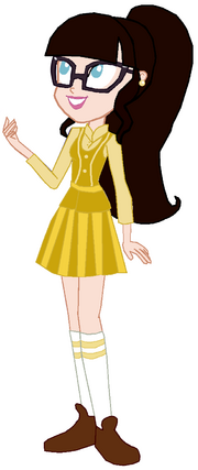Curious George Season 10 character release- Martha Rey (full body)