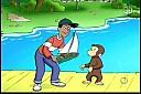 3 curious george-(buoy wonder; roller monkey)-2010-08-16-1