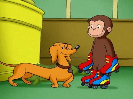 File:Curious George with Hundley.jpg