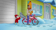 Curious George Gets Winded 076