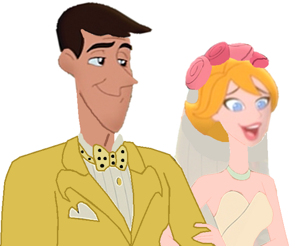 File:Curious George- Ted & Maggie's Wedding.png