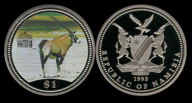 File:Namibia 1 dollar 1995.jpg