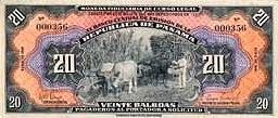File:Panamanian 20 balboa note obverse.jpg