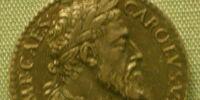Milanese 1 testone coin