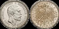 Schwarzburg-Sondershausen 2 mark coin